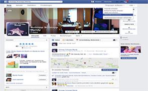 Social Media Marketing: Beispiel Facebook