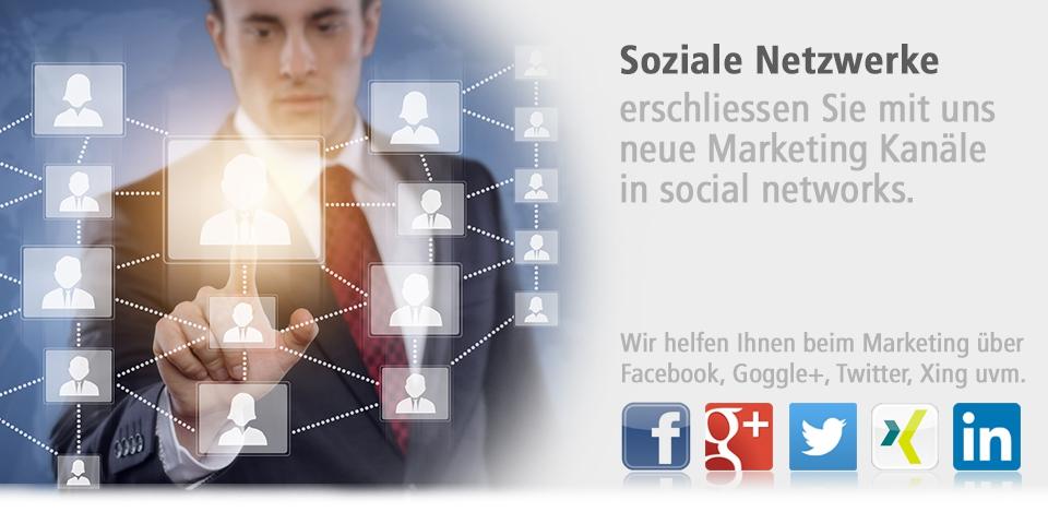 Online Werbung Social Network Leipzig