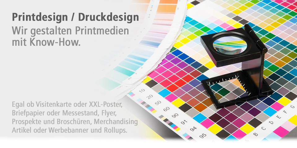 Printdesign Leipzig Vistenkarten Flyer Leipzig